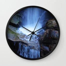 Fonias River Samothrace Greece Wall Clock