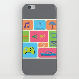 The Cycle iPhone Skin