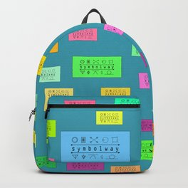 SYMBOLWAY Backpack