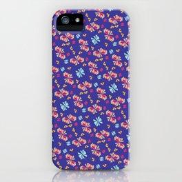Caballito Flor iPhone Case