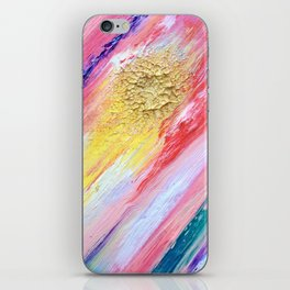 """""""Catch The Sun #3"""" Painting iPhone Skin"""