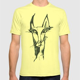 face of the animals T-shirt