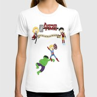 avenger T-shirts featuring Avenger Time! by Det Guiamoy