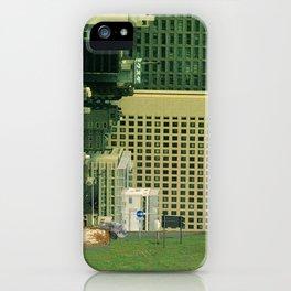 city unreal iPhone Case