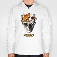 berserk Hoodies featuring Skull Knight by MOLTA