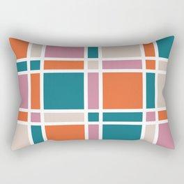 BH Plaid Rectangular Pillow