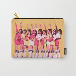 TWICE X NOML (Girls sting the top) Carry-All Pouch