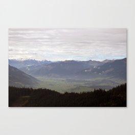 quite Canvas Print
