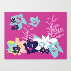 soft fall Canvas Print