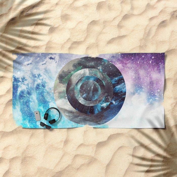 Experiment Beach Towel