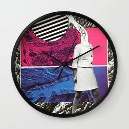 Fabricator Wall Clock