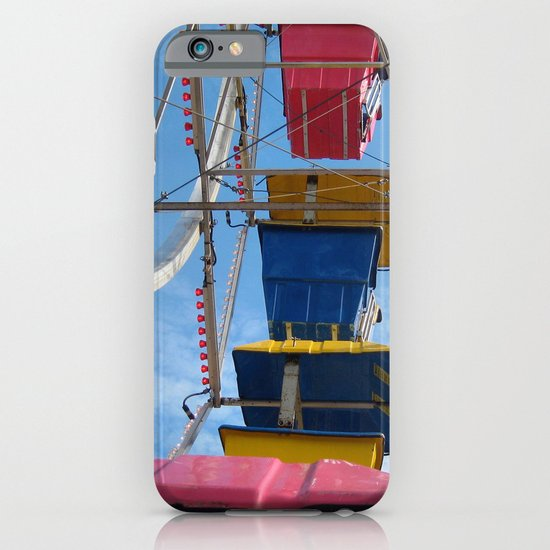 Inside the Wheel iPhone & iPod Case