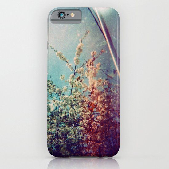 Holga Flowers III iPhone & iPod Case