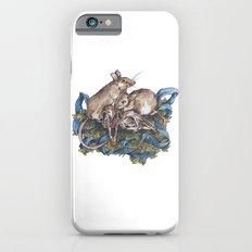 Mice and skulls iPhone 6s Slim Case