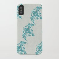 teal iPhone & iPod Cases featuring Teal by Juste Pixx Designs