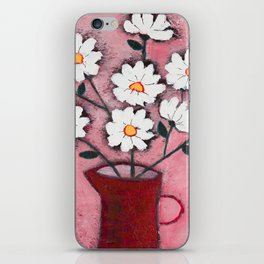 Daisies and Friends iPhone Skin