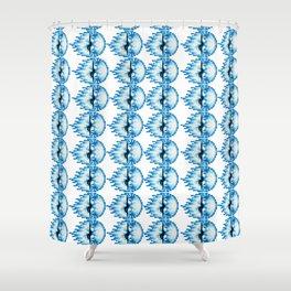 Hadoukens!! Shower Curtain