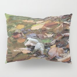 """Warm fall day"" Pillow Sham"