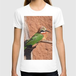 White-fronted Bee-eaters T-shirt