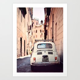 Roma D2 Art Print