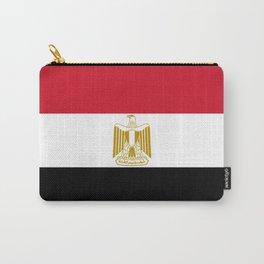 flag of egypt- Egyptian,nile,pyramid,pharaon,cleopatra,moses,cairo,alexandria. Carry-All Pouch