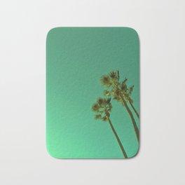 Three Palms [Cecilia Lee] Bath Mat