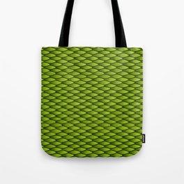 Dragonscale: Green Tote Bag