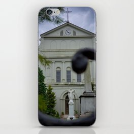 Salvation Isn't Always Where You'd Expect It iPhone Skin
