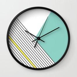 MINIMAL COMPLEXITY Wall Clock