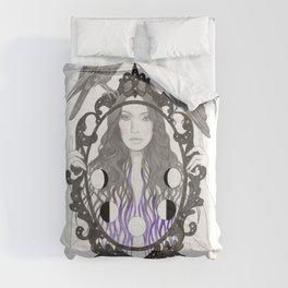 Crow Moon Comforters