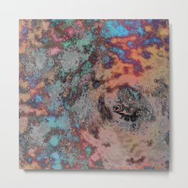 Cosmic Fog Metal Print