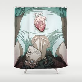 Remarkable Boy (Will Graham) Shower Curtain