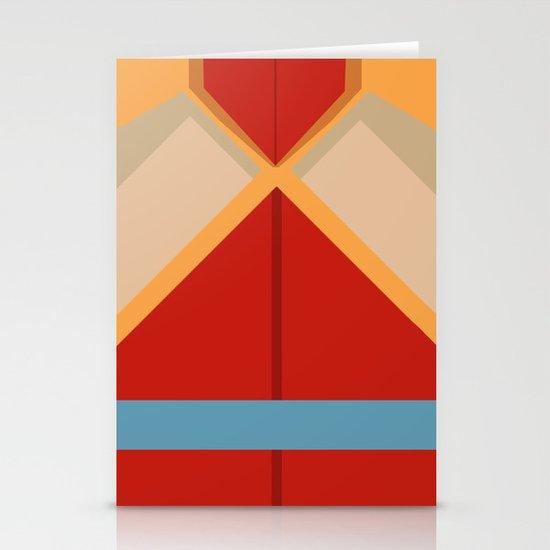 Fire Ferret Korra Stationery Cards