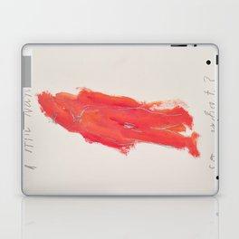 I am naked. So what? Laptop & iPad Skin