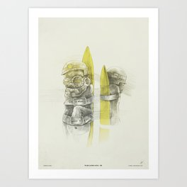 WL / III Art Print
