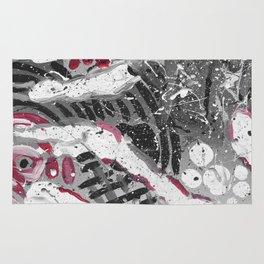 Hand Prints Rug
