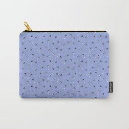 Bird Sky blue Carry-All Pouch