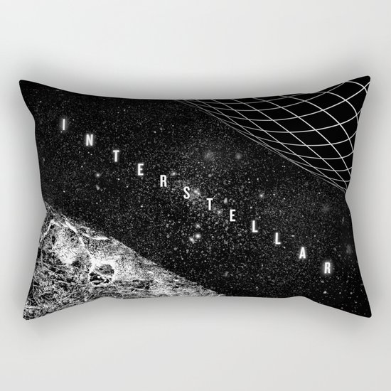Interstellar Rectangular Pillow
