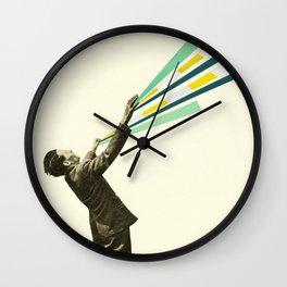 The Power of Magic Wall Clock