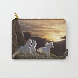 Above the Storm Carry-All Pouch
