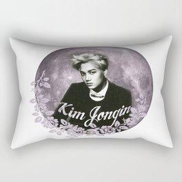 KimJongIn Rectangular Pillow