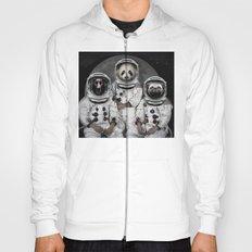 Capricorn 3 - Astronaut animal group Hoody