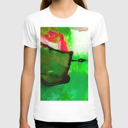 Abstract Bliss 4Q by Kathy Morton Stanion T-shirt
