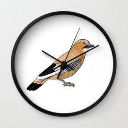 Ghiandaia Wall Clock