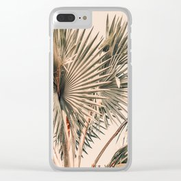 Morning Star Clear iPhone Case