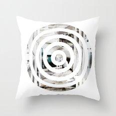 Laberinto Throw Pillow