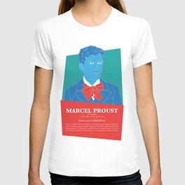 Valentin Louis Georges Eugène Marcel Proust T-shirt