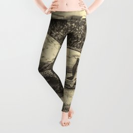 Viking armor Leggings