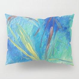 garden of modern art centre. gulbenkian Pillow Sham