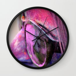 Pink, It's My New Obsession, Yeah! Wall Clock
